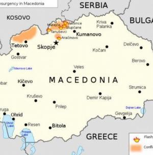 вина от Македония