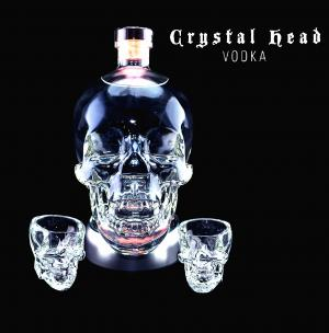 водка Кристален череп