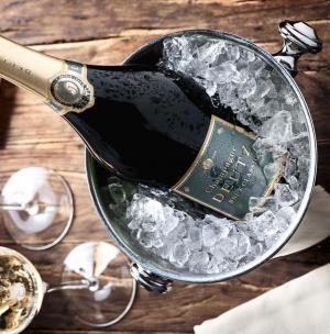 шампанско Дютц