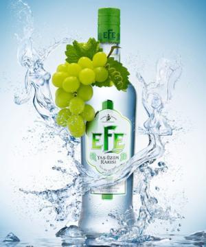 EFE Fresh Grapes- нещо ново за топлото време.
