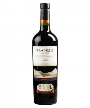 Трапиче Ок Каск Малбек 2011 с 89 точки от Wine Enthusiast