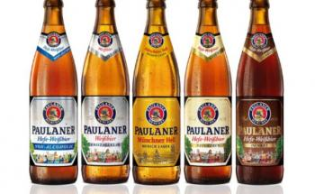 ПАУЛАНЕР - топ цени - Онлайн магазин за алкохол Ноков и Син