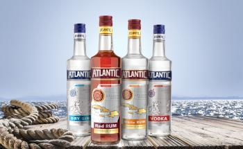 ром Атлантик - топ цени - Онлайн магазин за алкохол Ноков и Син