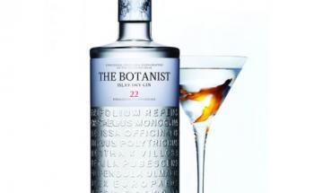 джин Ботанист 22
