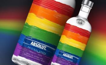 ЛИМИТИРАНА СЕРИЯ Абсолют Rainbow - топ цени - Онлайн магазин за алкохол Ноков и Син