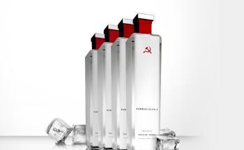 водка Hammer + Sickle  - топ цени - Онлайн магазин за алкохол Ноков и Син