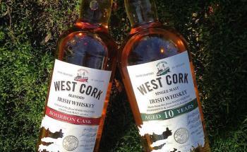 Уест Корк - топ цени - Онлайн магазин за алкохол Ноков и Син