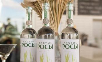 водка Чисти Роси - топ цени - Онлайн магазин за алкохол Ноков и Син