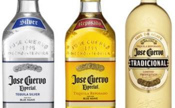 Хосе Куерво - топ цени - Онлайн магазин за алкохол Ноков и Син
