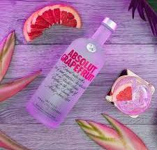Лимитирана серия Абсолют Грейпфрут  - топ цени - Онлайн магазин за алкохол Ноков и Син