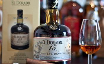 Ром Ел Дорадо - топ цени - Онлайн магазин за алкохол Ноков и Син