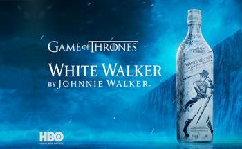 Бял Уокър от Джони Уокър | White Walker Johnnie Walker - топ цени - Онлайн магазин за алкохол Ноков и Син