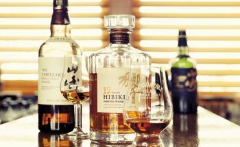 Японски малцови уискита