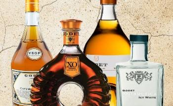 Годет коняк - топ цени - Онлайн магазин за алкохол Ноков и Син