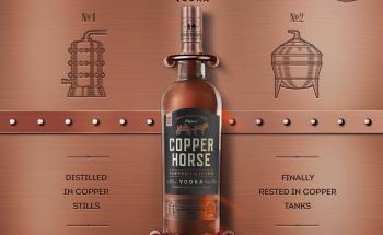 Копър Хорс - топ цени - Онлайн магазин за алкохол Ноков и Син