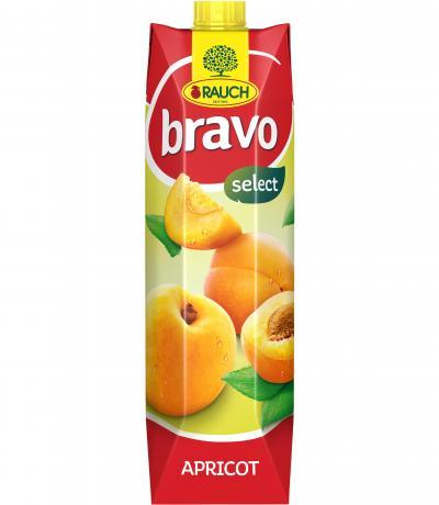 напитка Раух Браво 1л Кайсия 25%