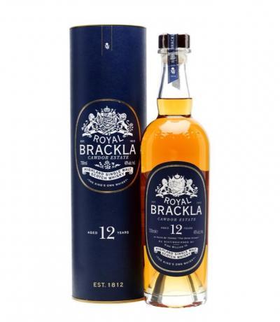 уиски Роял Бракла 12г 700мл