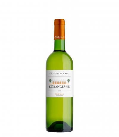 вино Ле Оранжери 750мл Совиньон Блан
