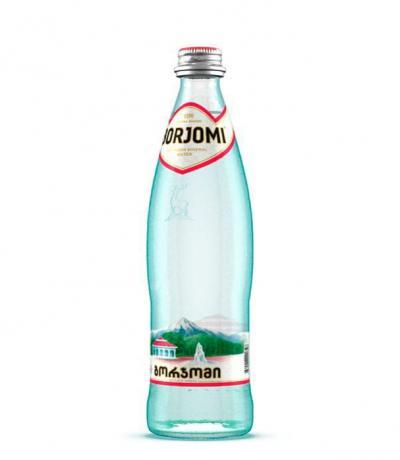 газирана минерална вода Боржоми 500мл