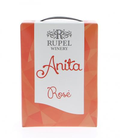 вино Рупел 3л Розе Анита