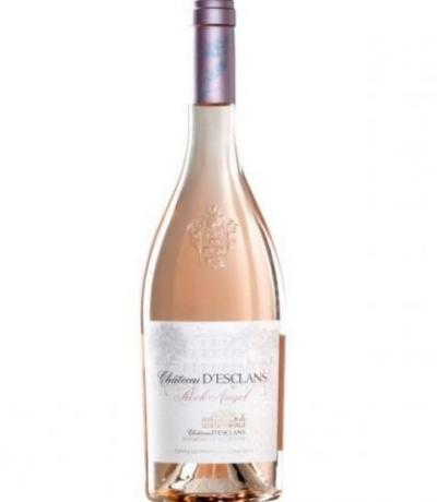 вино Шато Десклан Кот дьо Прованс Уиспъринг Ейнджъл 750мл Розе