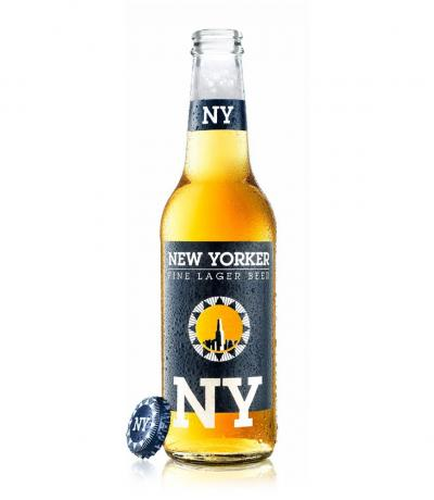 бира Ню Йорк 330мл Лагер