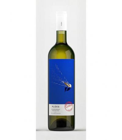 вино Плоес 750мл Бяло