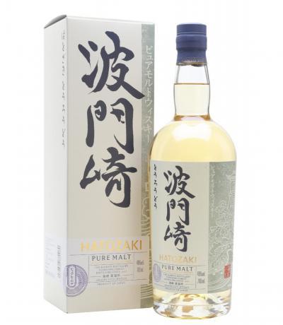 японско уиски Хатозаки 700мл Пюър Малц