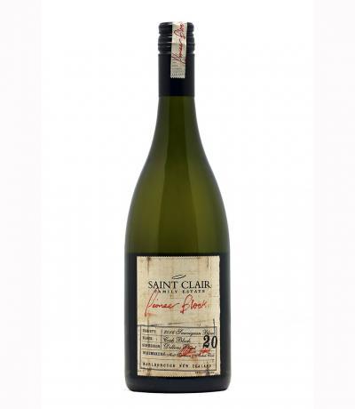 вино Сейнт Клер Пайнър Блок 750мл Совиньон Блан