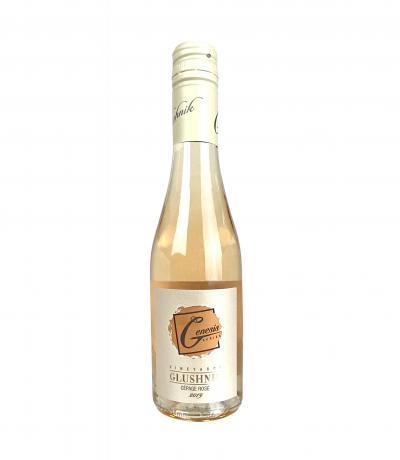 вино Глушник 375мл Генезис Сепаж Розе 2019г