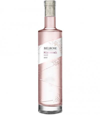 вино Белроз Медитеране 750мл Гренаш, Каладок и Мерло Розе