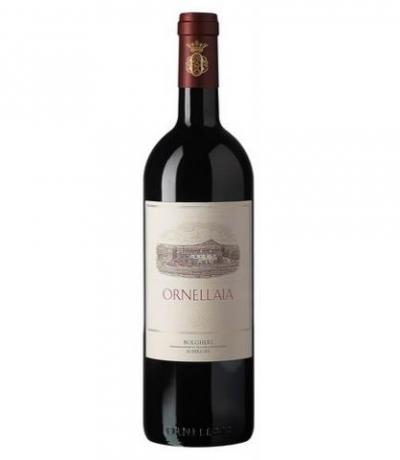 вино Тенута дел Орнелая Болгери 750мл DOC Росо Супериоре