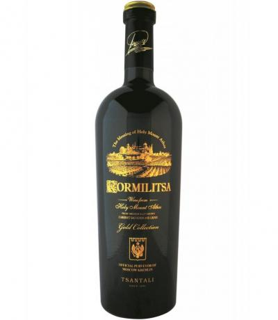 вино Тсантали Кормилица 750мл Голд Колекшън