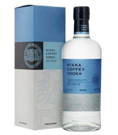 японска водка Ника 700мл Кофи КУТИЯ