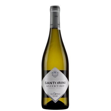 вино Санторини Асортико 750 мл