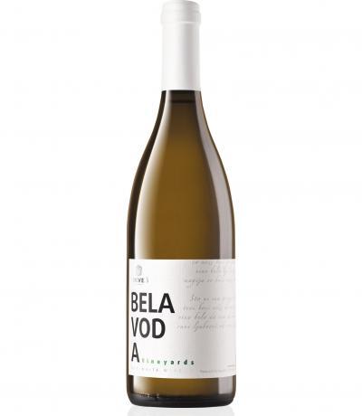 вино Тиквеш 750мл Бела Вода Бяло