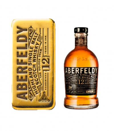 уиски Аберфелди 700мл 12г ГОЛД БАР