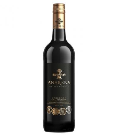 вино Анакена Бърдмен 750мл Каберне Совиньон