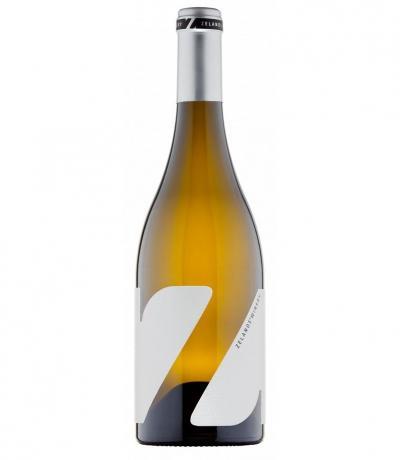 вино Зеланос Z 750мл Шардоне Барел