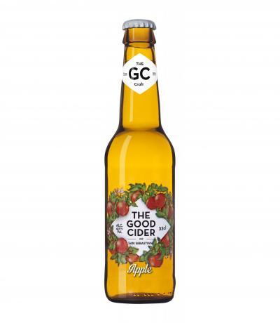 сайдер The Good Cider 330мл Аpple