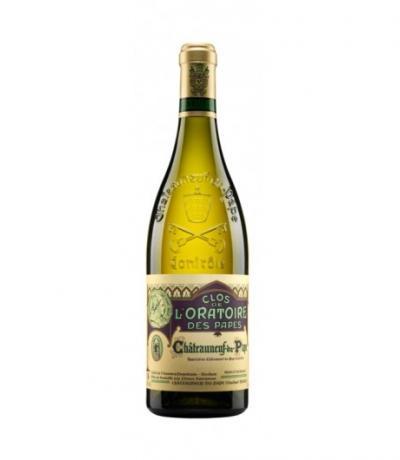 вино Ожие 750мл Кло Де Латоар Шатоньоф Дьо Пап Блан