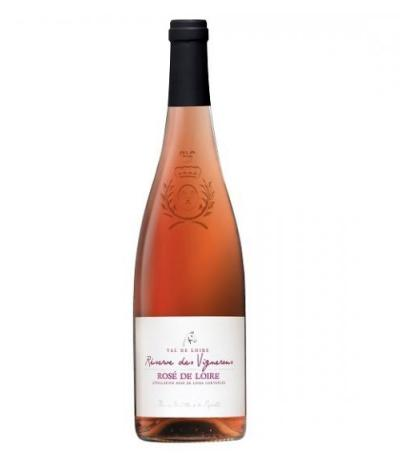 вино Розе д`Лоара 750мл Резерв де Винйерон