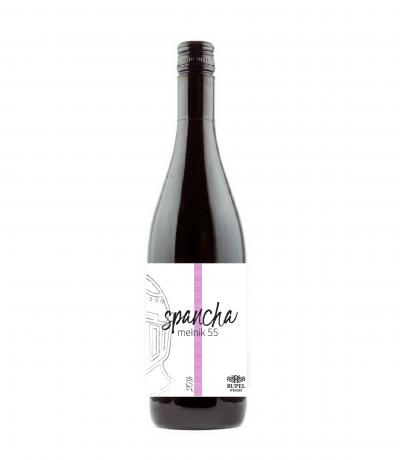 вино Спанча 750мл Мелник 55