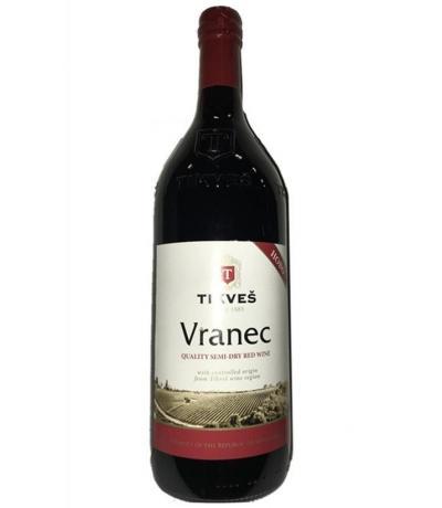 вино Тамянка 1л Вранец