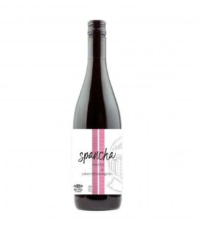 вино Спанча 750мл Каберне Совиньон и Мерло