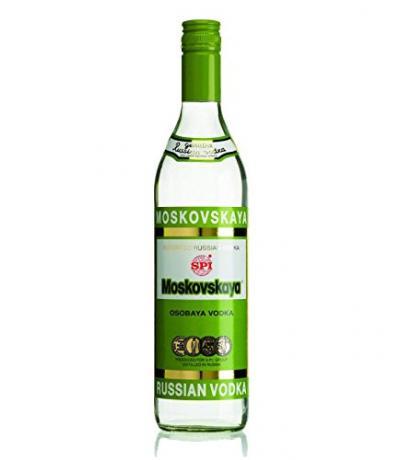 водка Московская 700мл