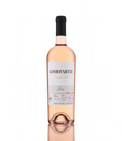 вино Гомотарци 750мл Розе 2017г