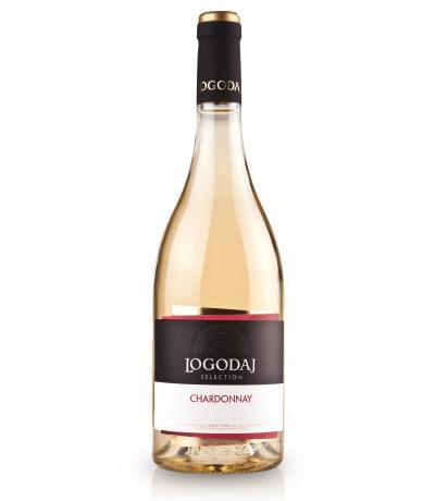 вино Логодаж Селекшън 750мл Шардоне
