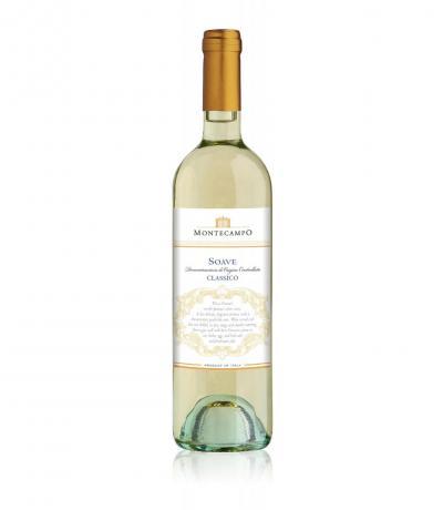 вино Монтекампо 750мл Соаве