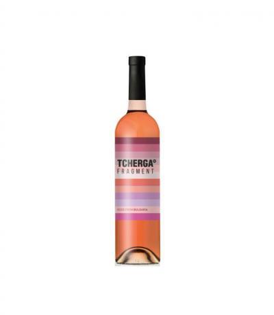 вино Черга Фрагмент 750мл Розе